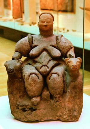 Çatalhöyük Ana Tanrıça Kültü