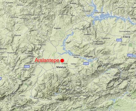 Arslantepe